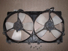 91 92 93 94 95 Toyota MR2 OEM Radiator & A/C Condenser Fan
