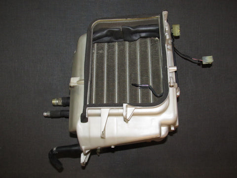 86 87 88 Toyota Supra OEM A/C Evaporator Core & Box Assembly