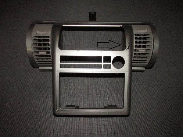 03 04 05 06 Infiniti G35 OEM Dash Center Stereo Cover Panel