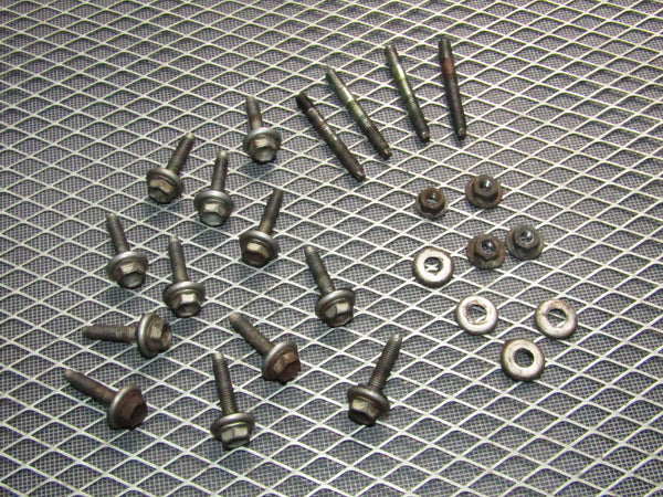 1991 Toyota Crown 2JZ-GE None VVti OEM Valve Cover Mounting Bolts