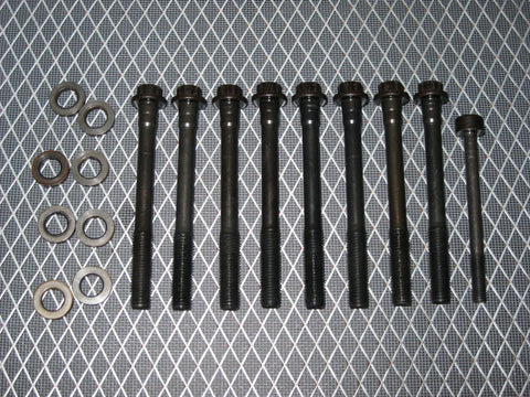 JDM Toyota 1MZ-FE 3.0L V6 None VVTi Engine Cylinder Head Bolt Set