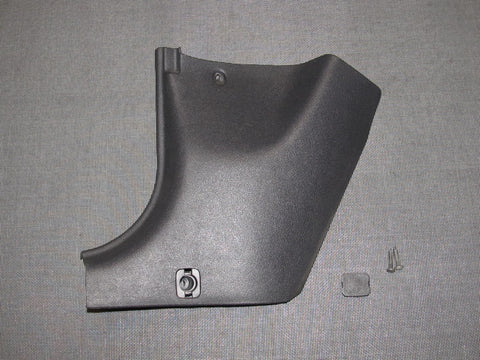 96 97 98 99 00 01 Audi A4 OEM Interior Kick Panel Cover - Left