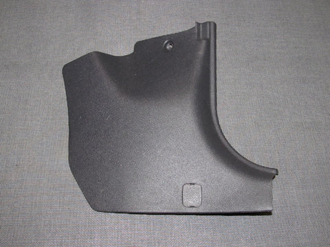 96 97 98 99 00 01 Audi A4 OEM Interior Kick Panel Cover - Right