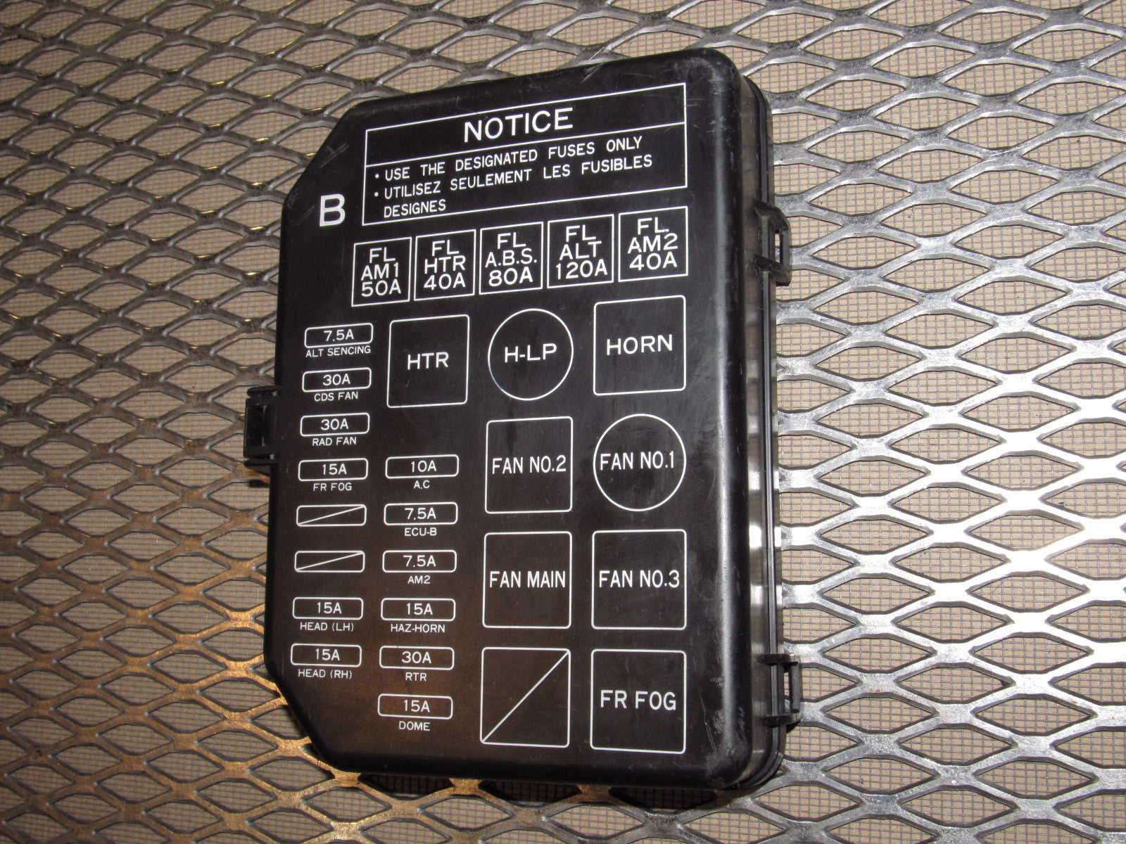 89 Toyota Fuse Box Another Blog About Wiring Diagram Pickup 91 Mr2 Location 24 Images 1989