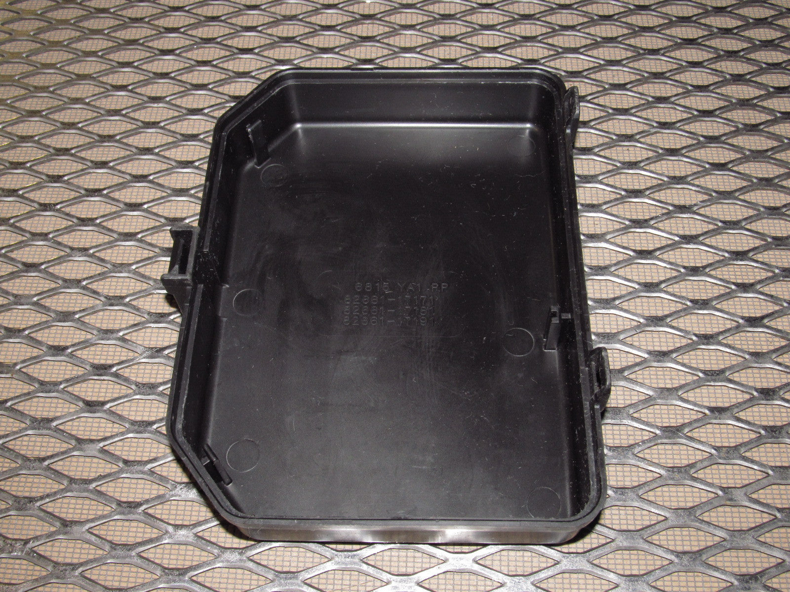 1991 Toyota Mr2 Fuse Box Reinvent Your Wiring Diagram Camry Location 91 92 93 94 95 Oem Hood Cover Autopartone Com Rh