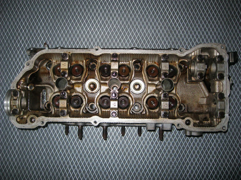 JDM Toyota 1MZ-FE 3.0L V6 None VVTi Engine Cylinder Head - Left