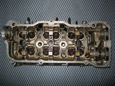 JDM Toyota 1MZ-FE 3.0L V6 None VVTi Engine Cylinder Head - Right