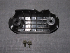 96-00 Honda Civic OEM Black Dead Pedal