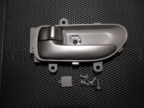 03 04 Infiniti G35 OEM Tan Interior Door Handle - Front Left