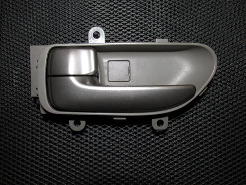 03 04 Infiniti G35 OEM Tan Interior Door Handle - Rear Left