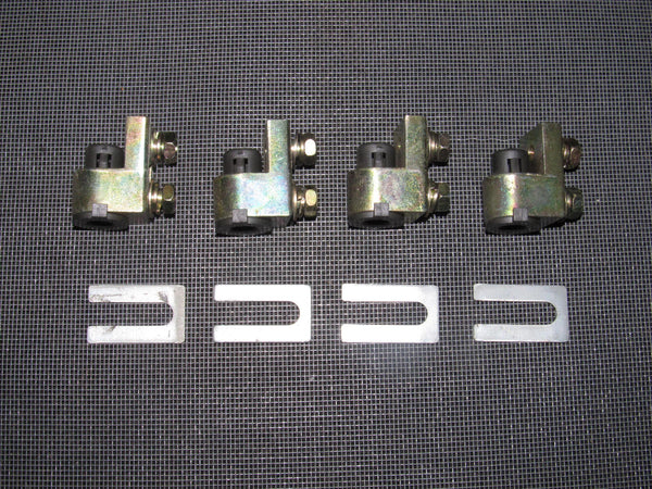 90-96 Nissan 300zx OEM T-Top Lock Set - 4 pieces