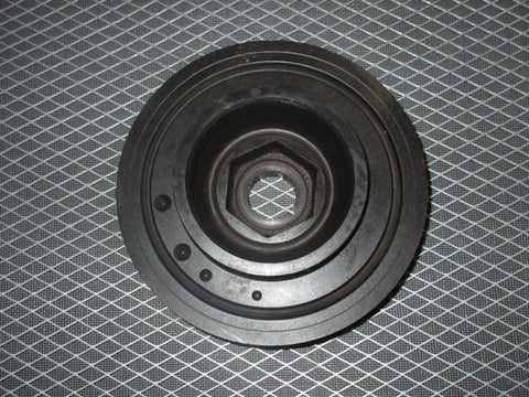 JDM 98 99 00 01 02 Honda Accord None ULEV F23A Engine Crankshaft Pulley