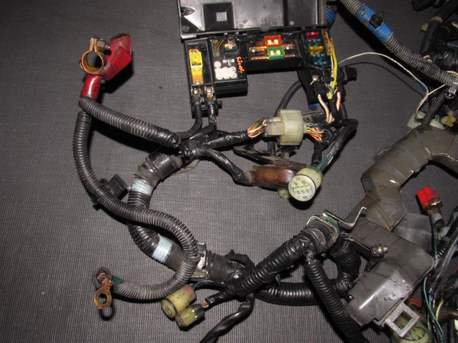 Crx Wiring Harness - share circuit diagrams on