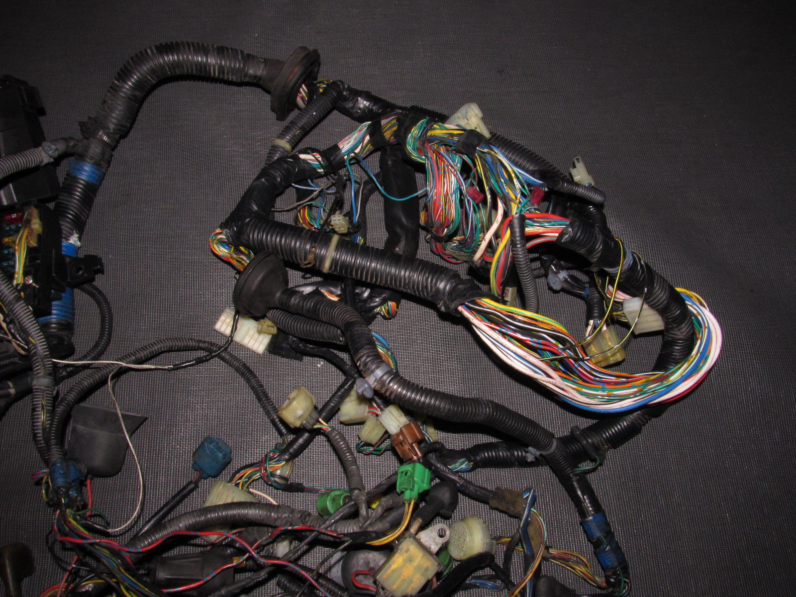 on d15b wire harness