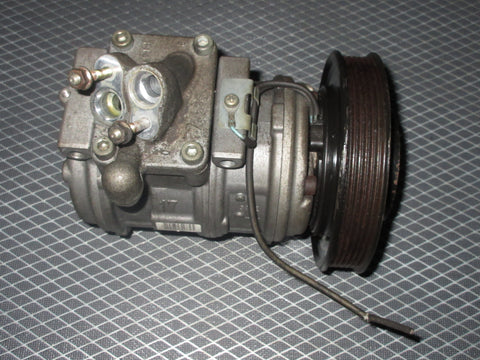 JDM 98-02 Honda Accord None ULEV F23A Vtec A/C Compressor & Clutch