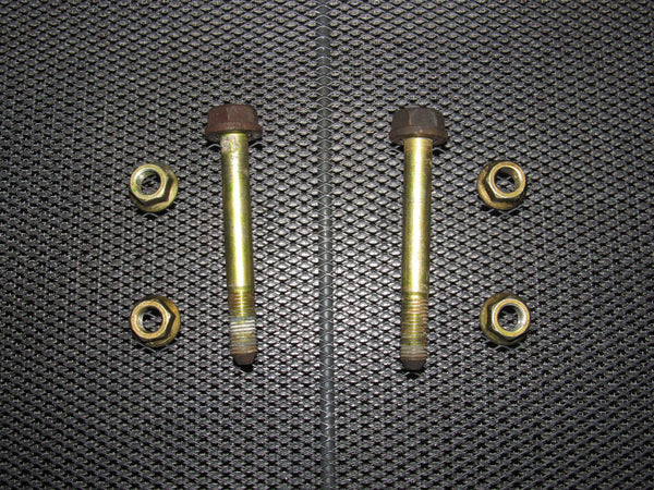 01 02 03 Acura CL OEM Type-S Rear Shock Nut & Bolt Set