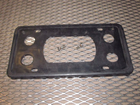 90 91 92 93 Acura Integra Coupe OEM Front License Plate Holder