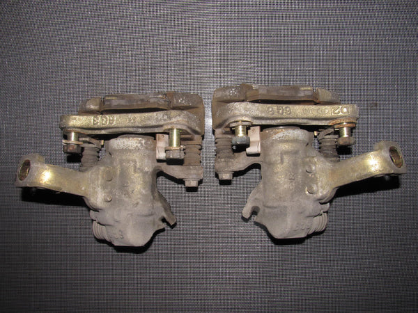 94-01 Acura Integra OEM Brake Caliper - Rear Set - 2 pieces