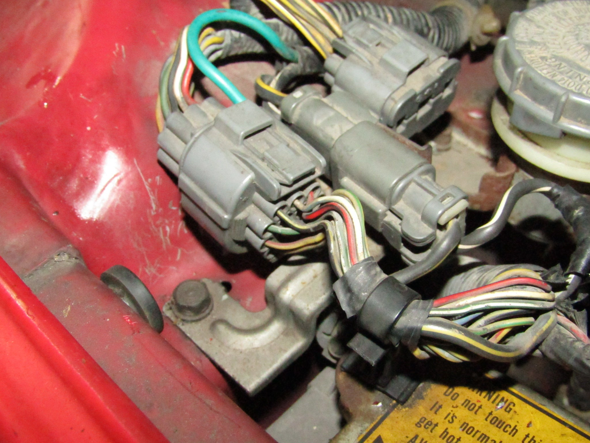D16z6 Wiring Harness | Wiring Diagram on