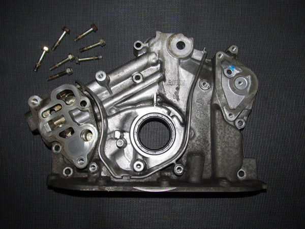 01 02 03 Acura CL Type-S J32A2 Engine Oil Pump