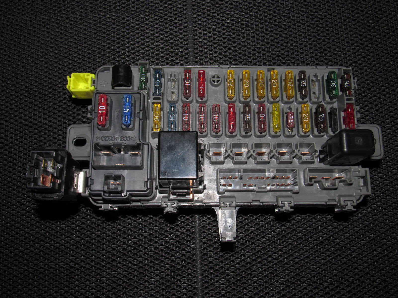 1996 Honda Civic Fuse Box Diagram Newhairstylesformen2014com