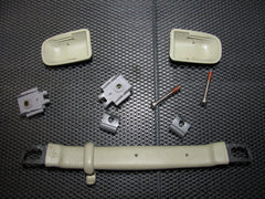 03 04 Infiniti G35 OEM Sedan Door Handle - Rear Left