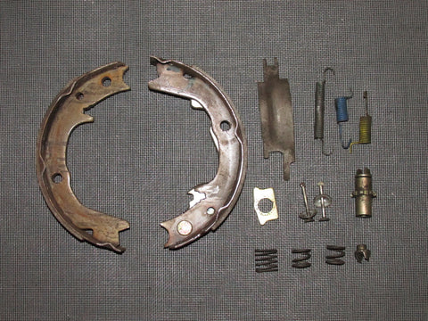 91 92 93 Dodge Stealth Drum Brake & Hardware - Rear Right