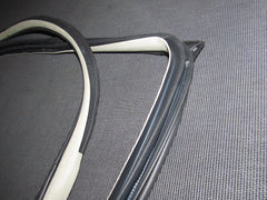 03 04 Infiniti G35 OEM Sedan Door Weather Stripping - Front Right