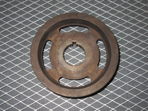 JDM 94 95 96 97 Honda Accord F22B None Vtec Crankshaft Timing Belt Sprocket