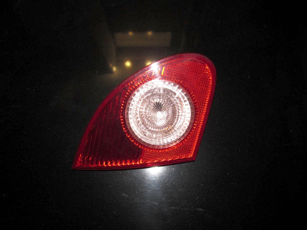 03-08 Toyota Corolla OEM Tail Light Reverse Lamp - Left
