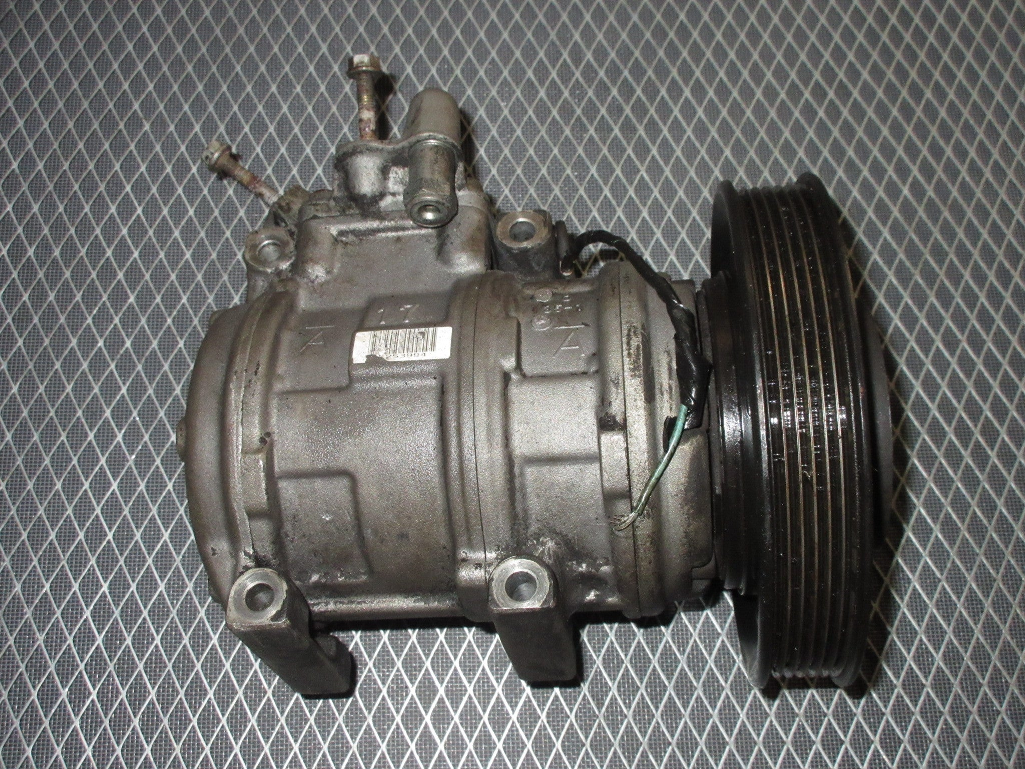 Jdm 94 95 96 97 Honda Accord F22b None Vtec A  C Compressor