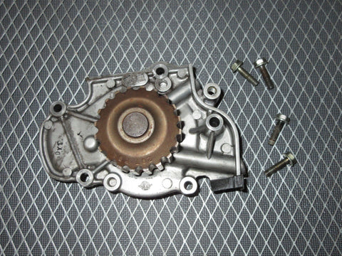 JDM 98-02 Honda Accord None ULEV F23A Vtec Engine Water Pump