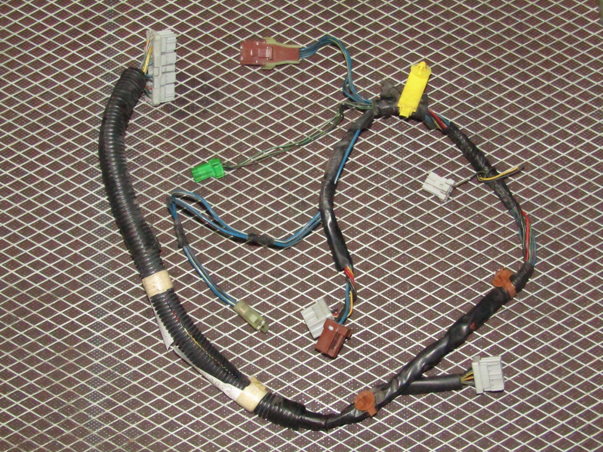 heater control wiring harness for 94 accord 93 94 95 96 97 honda del sol oem climate control wiring harness  93 94 95 96 97 honda del sol oem