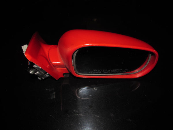 92-96 Honda Prelude OEM Red Mirror - Right