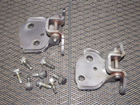 90 91 92 93 Acura Integra Coupe OEM Door Hinges - Left Set