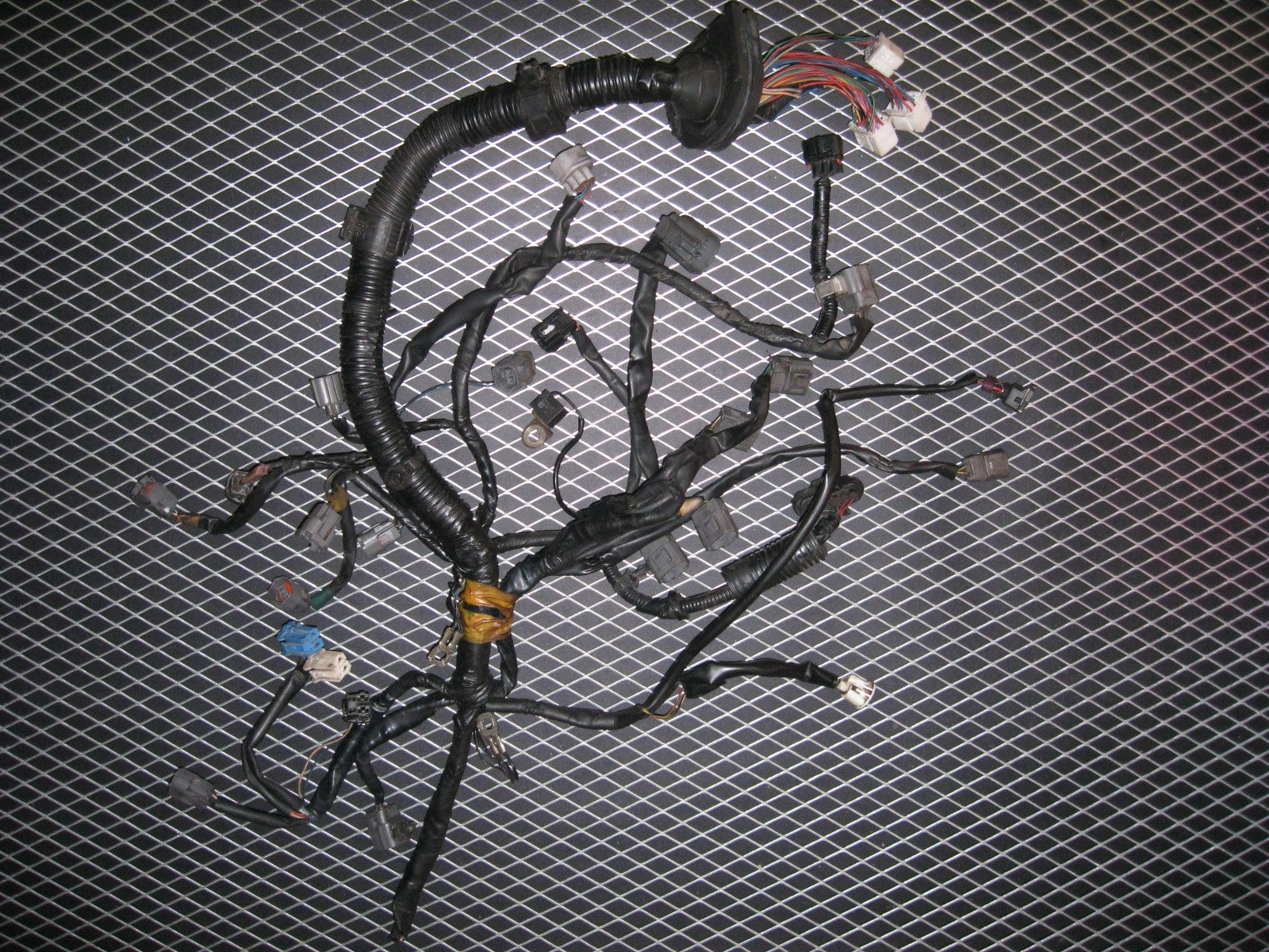 Rx 8 Engine Wiring Harness Diagram Electrical Diagrams 2006 Mazda Rx8 Circuits Symbols U2022 1999 Gmc Yukon Denali