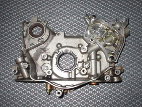 JDM 98-02 Honda Accord None ULEV F23A Vtec Engine Oil Pump