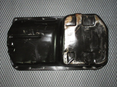 JDM 98-02 Honda Accord None ULEV F23A Vtec Engine Oil Pan