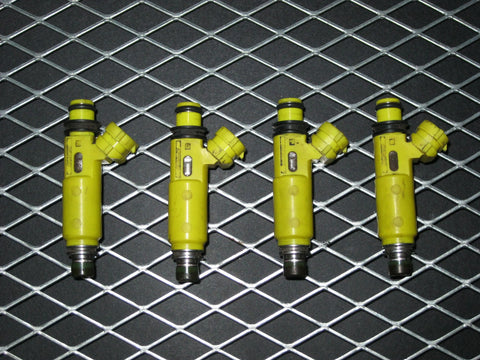 04 05 06 07 08 Mazda RX8 JDM 13B OEM Primary Main Fuel Injector Set