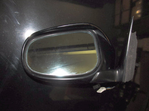 90-96 Infiniti Q45 OEM Bugundy Exterior Power Mirror - Left