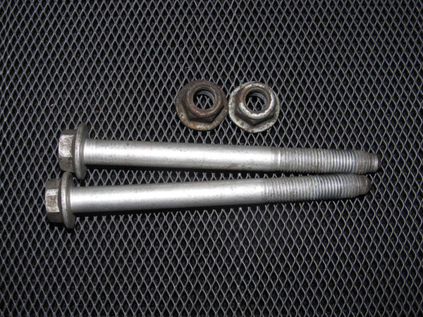 96-01 Audi A4 OEM Rear Sub Frame Crossmember Mounting Bolt - Rear Set