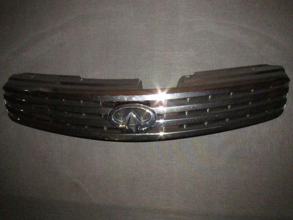 03 04 Infiniti G35 OEM Front Bumper Grille