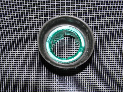 90 91 92 93 Mazda Miata OEM 12V Lighter Adapter Bezel Cover