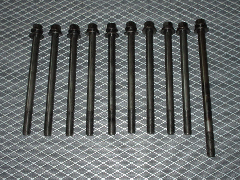 JDM 94 95 96 97 Honda Accord F22B None Vtec Cylinder Head Bolt Set