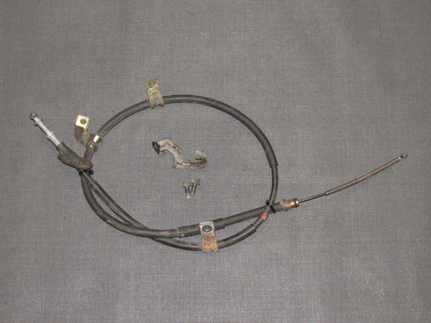 95 96 97 98 99 Subaru Impreza Outback OEM Parking Brake Cable Set