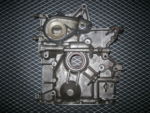 04 05 06 07 08 Mazda RX8 JDM 13B Renesis OEM Engine Front Housing Cover