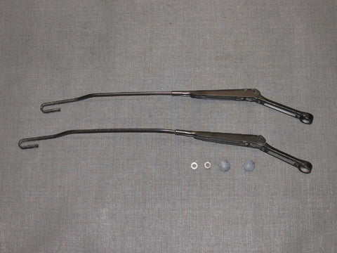 96 97 98 99 00 01 Audi A4 OEM Front Wiper Arm Set