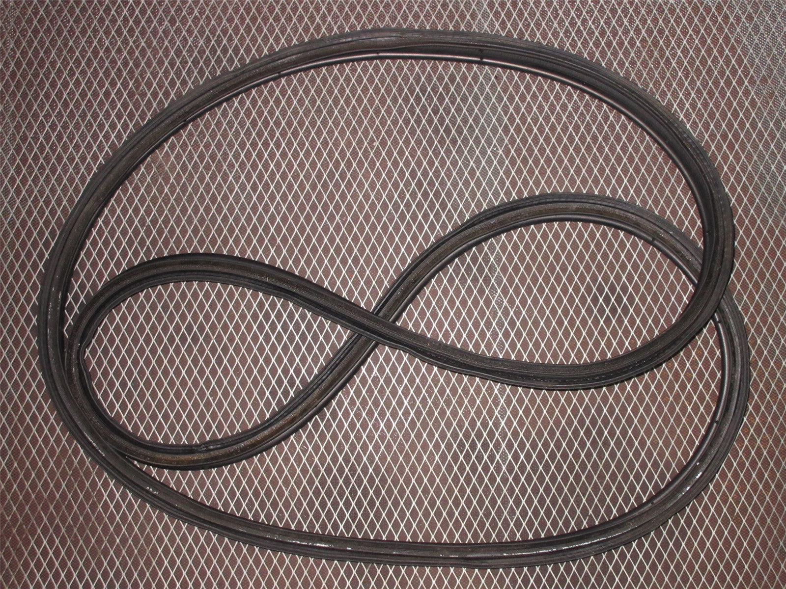 Trunk Seal Weatherstrip for /'78 to /'81 Toyota Celica Coupe