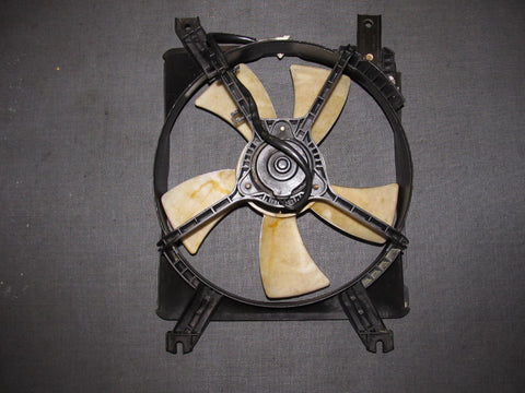 90 91 92 93 Mazda Miata OEM A/C Condenser Fan - Right