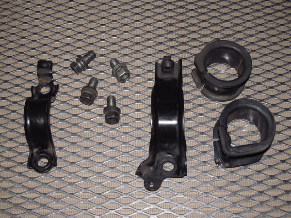89 90 91 92 Toyota Supra OEM Power Steering Mounting Bracket & Bushing